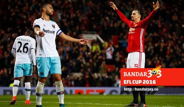 Ibrahimovic gol keempat Manchester United