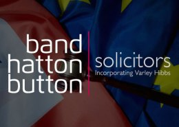 Band Hatton Button - Post Brexit