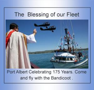 Blessing of our fleet Feb2016