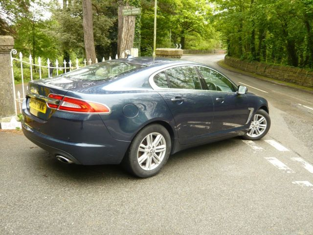 JAGUAR XF LUXURY D AUTO