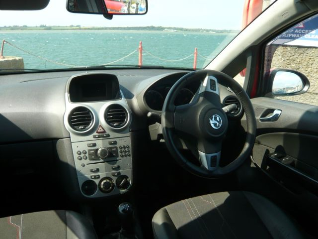 VAUXHALL CORSA ACTIVE 5 DOOR