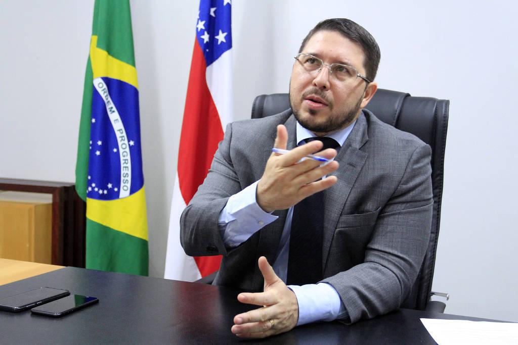 """Carlos Almeida sobre exoneração de Bonates: """"Caso discorde, governador poderá reconduzi-lo ao cargo"""""""