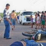 Novecentas pessoas morrem em acidentes de moto este ano no Amazonas