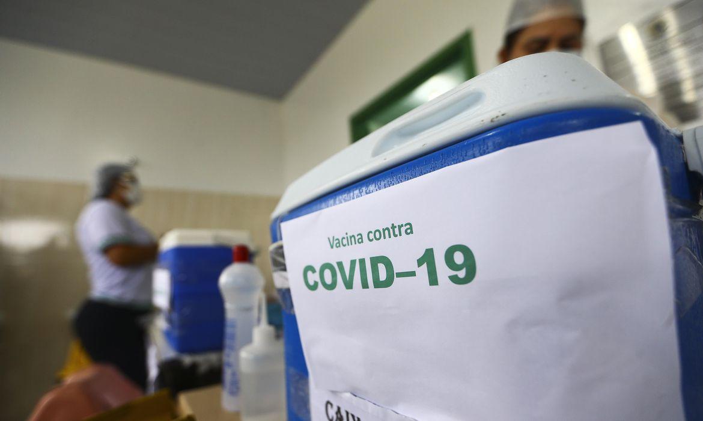 Aplicação da primeira dose em Manaus continua suspensa