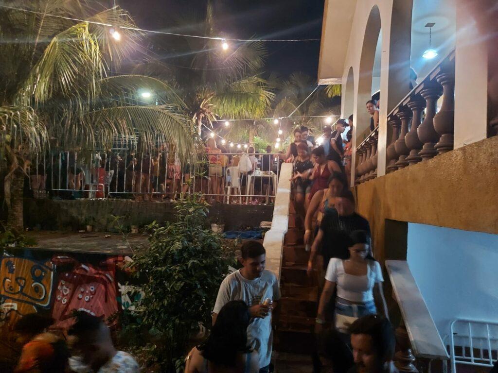 festa clandestina é encerrada em Manaus