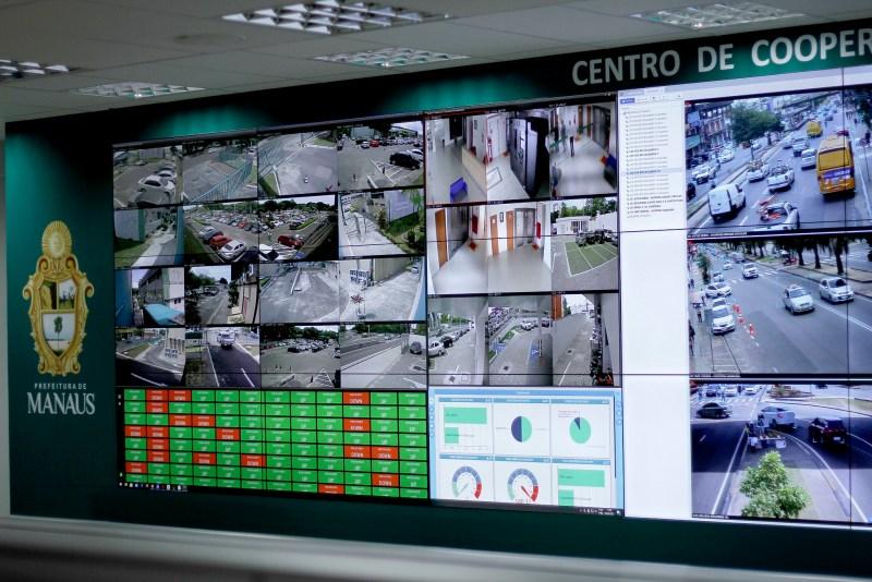 IMMU esclarece que câmeras instaladas em Manaus não são de radares de velocidade