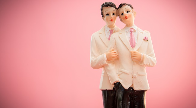 """Same-sex """"Marriage"""" and the Winnowing of Catholic Men"""