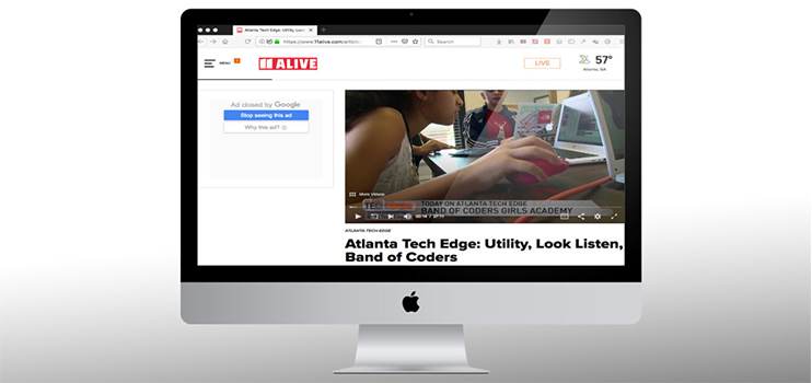 Atlanta Tech Edge: Utility, Look Listen, Band of Coders