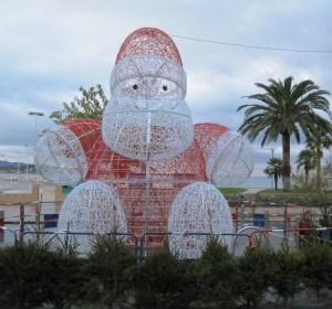 Pêre Noël 2009