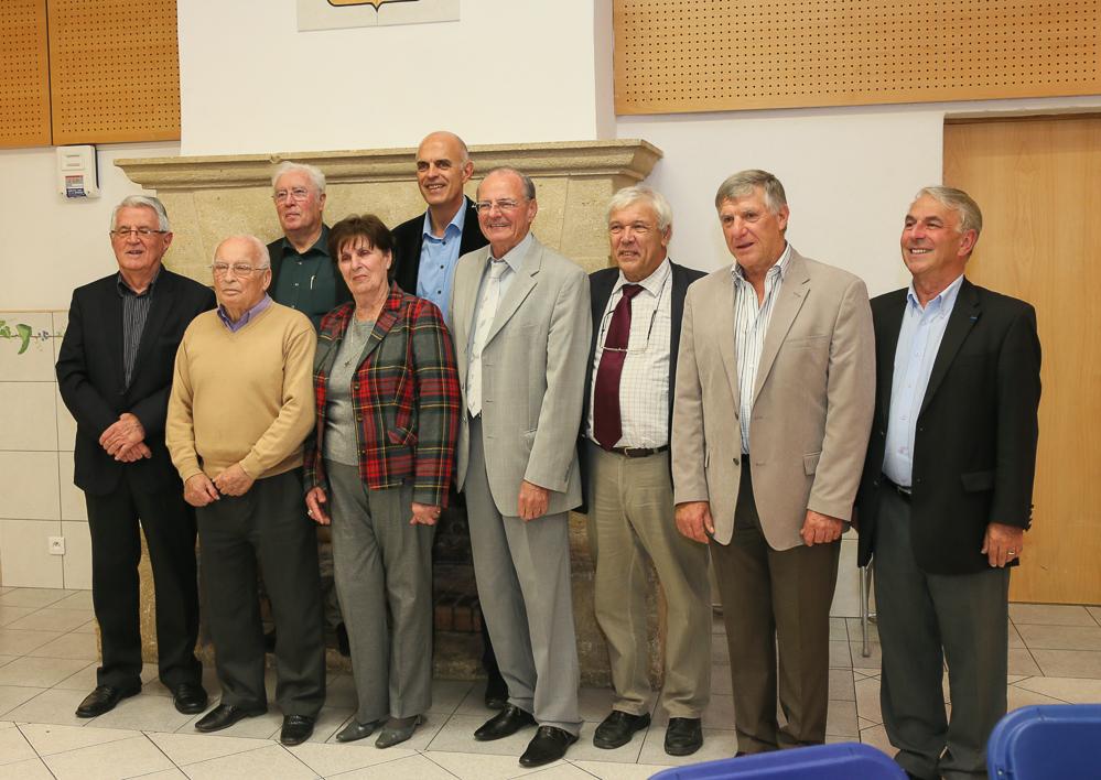 Les maires