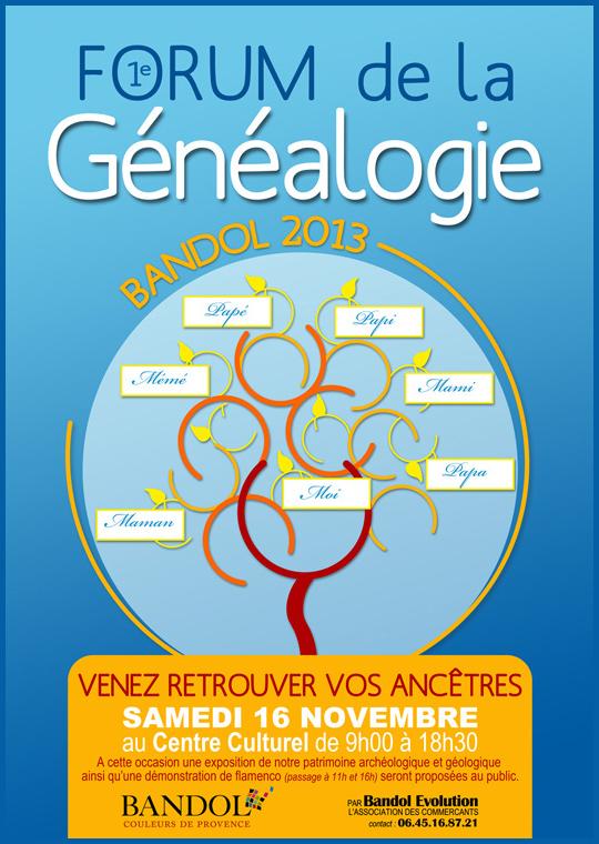 forum-genealogie