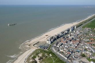 Belgium - Beach Nourishment De Haan-Wenduine