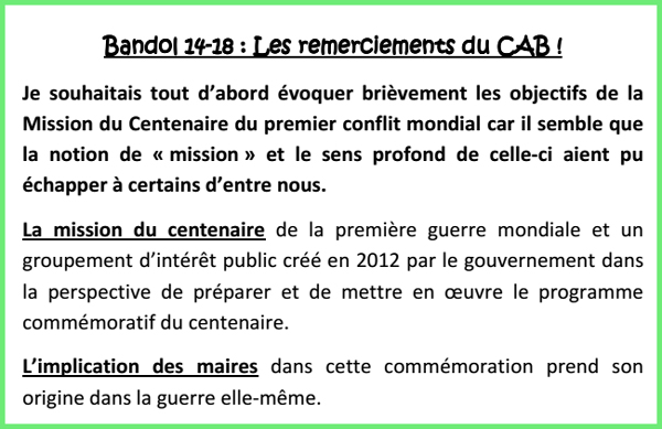 CAB-centenaire