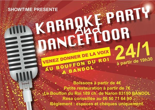 fly karaoke 24_01 FB