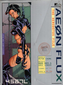 Rob Liefeld learned everything he knows about female anatomy from this single image.