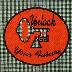Unlock Your Future patch