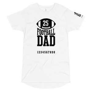 Football Dad Urban Tee