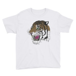 Tiger Youth Short Sleeve T-Shirt