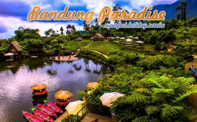 Dusun Bambu Bandung Paradise