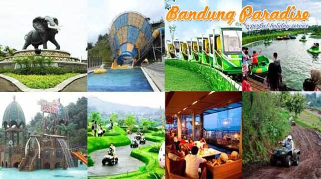 Kampung Gajah Wonderland Bandung