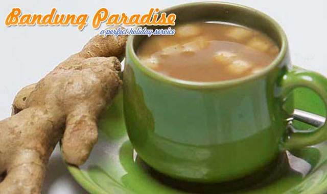 Makanan Khas Bandung Bandrek