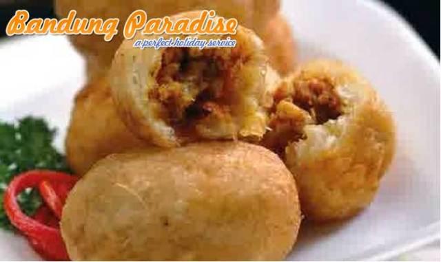 Makanan Khas Bandung Comro
