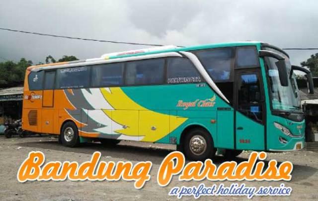 tempat sewa bus pariwisata Bandung
