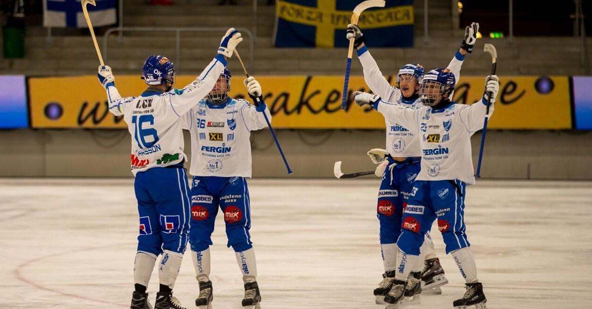 IFK Motala, Broberg