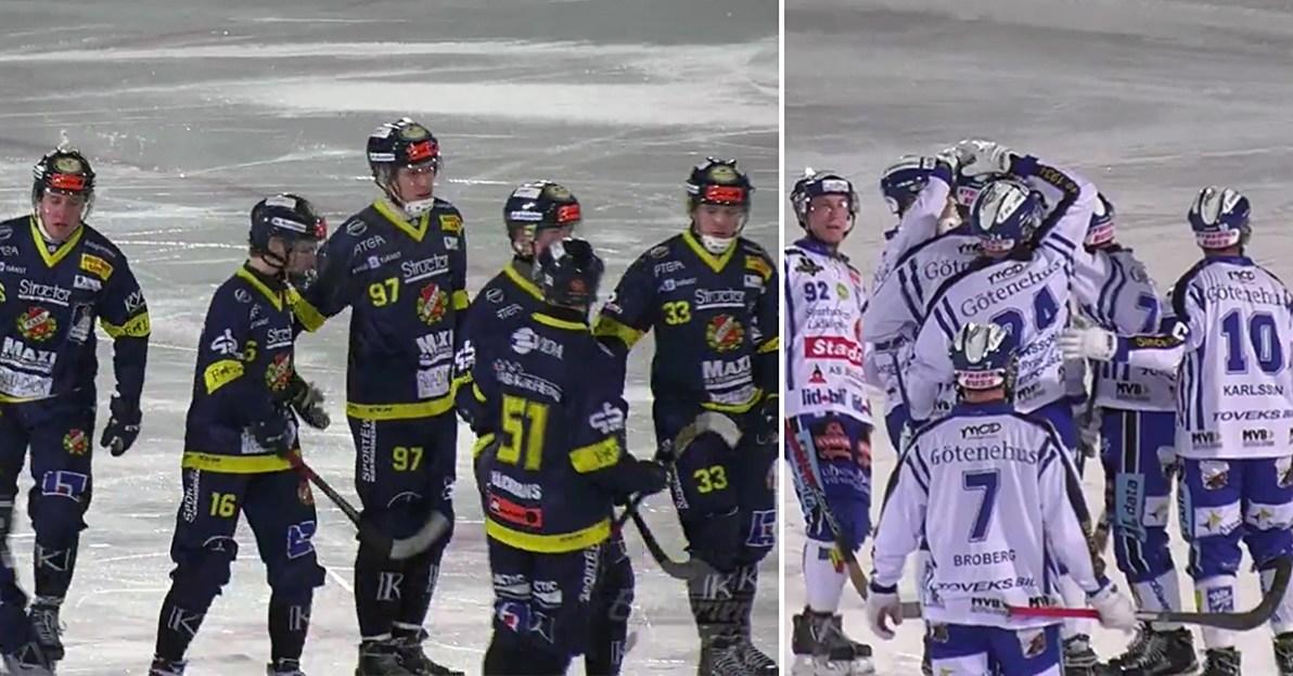 Falu BS, Villa, Villa-Lidköping, Max Bergström