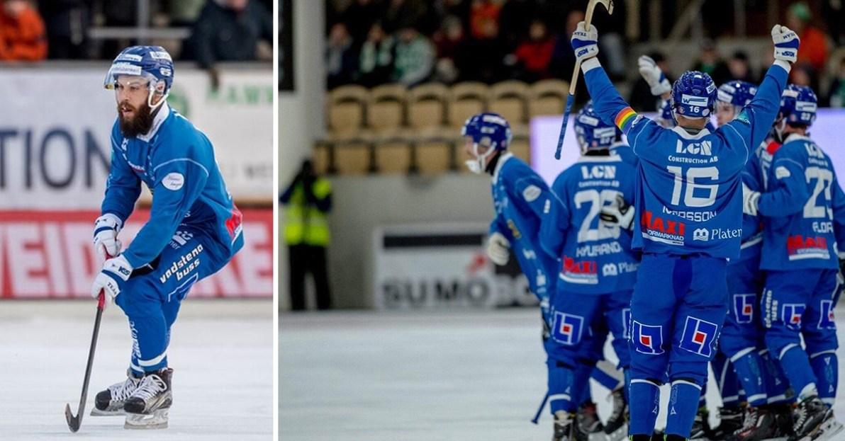 IFK Motala, Motala, Philip Florén, slutspel, åttondelsfinalerna