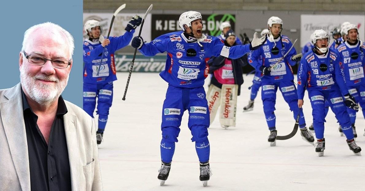 Kjell Anderstedt, Vänersborg, VSK, Västerås, Sandviken, Hammarby, kvartsfinaler, semifinal, kvartsfinalen