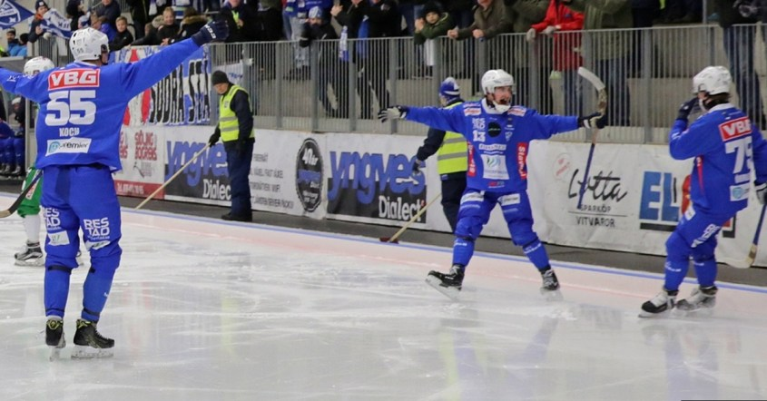 IFK Vänersborg, Vänersborg, åttondelsfinalen, åttondelsfinal, Joakim Hedqvist