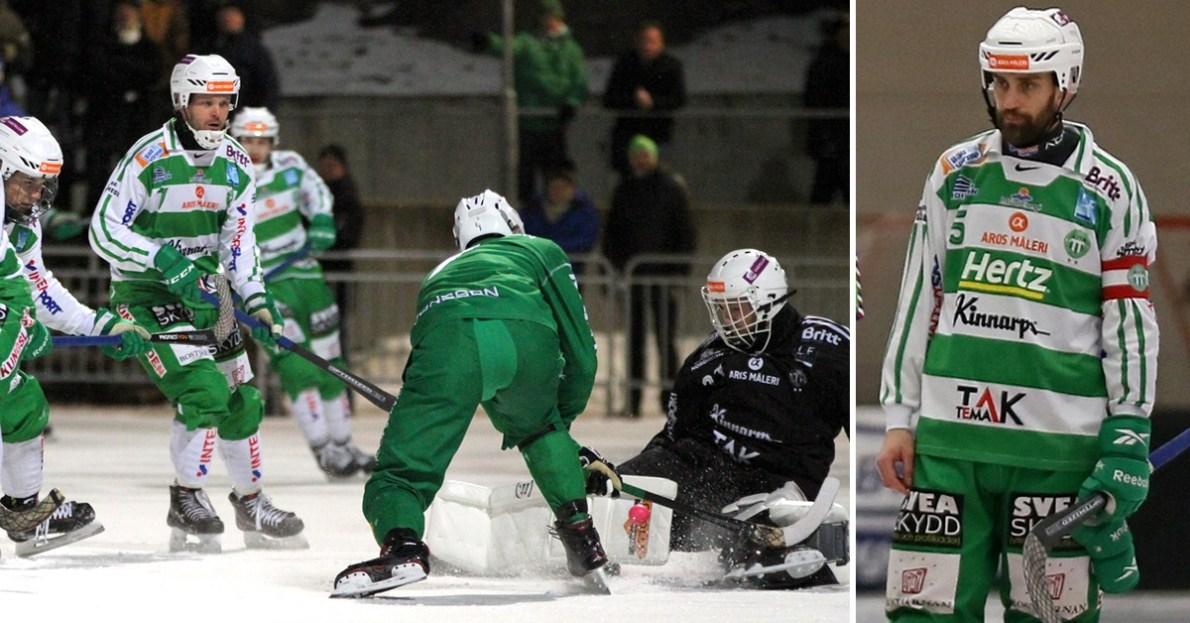 VSK, Hammarby, semifinalen
