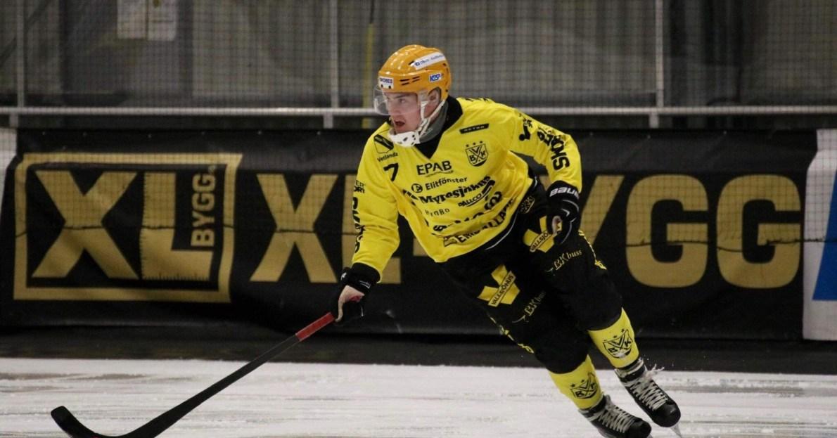 Silly Season, Daniel Johansson, Vetlanda, klar för VSK
