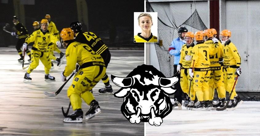 Gabriel Hultgren, Åby, Åby/Tjureda