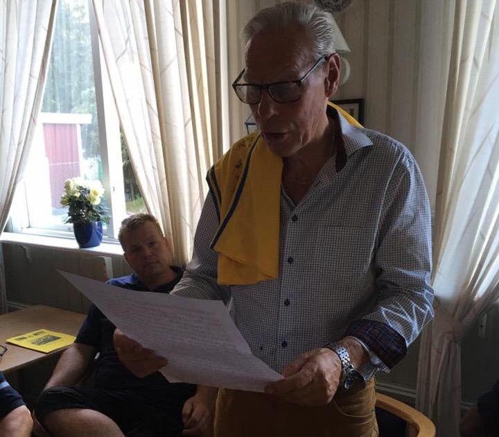 Owe Svensson, Åby/Tjureda