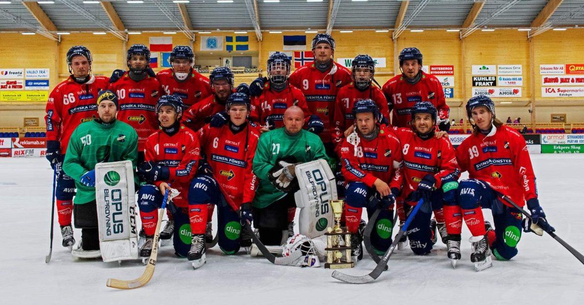 Edsbyn, DM-finalen, Bollnäs, Edsbyn bäst i Hälsingland, Anders Svensson.