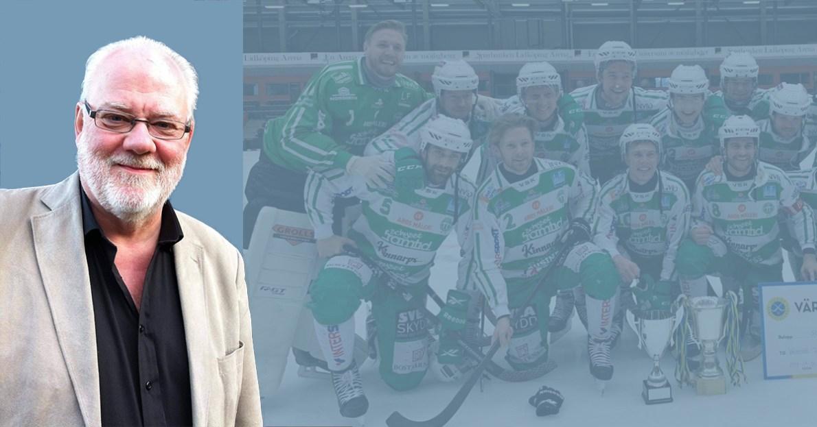 Svenska cupen, Kjell Anderstedt, Lidköping