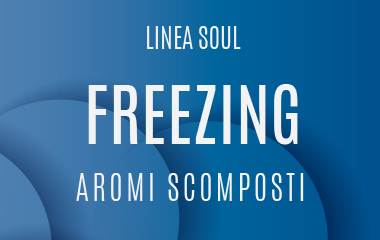 FREEZING SOUL AROMI CONCENTRATI SCOMPOSTI SHOT BANDZ