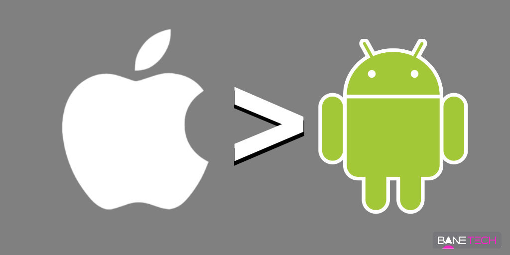 an apple is better than an Android blogger jr raphael and apple expert michael deagonia get  i wish it  ran on more than just apple platforms, but if your whole family.
