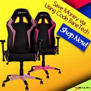 EwinRacing Champions Series Gaming Chair