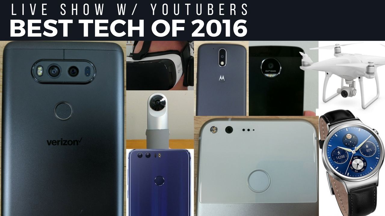 Best tech of 2016