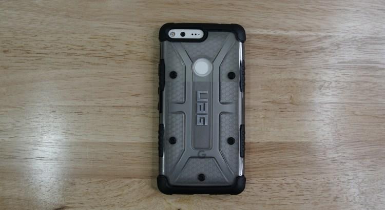 UAG rugged case