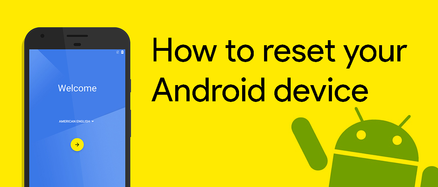 how to wipe clean an android phone