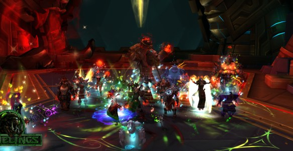 Vectis is death! 4/8 Mythic