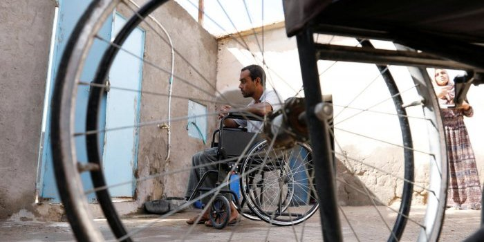 Transport facility for disabled for the byelections