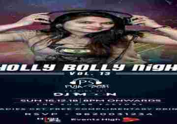 Holly Bolly Night With Puja Seth