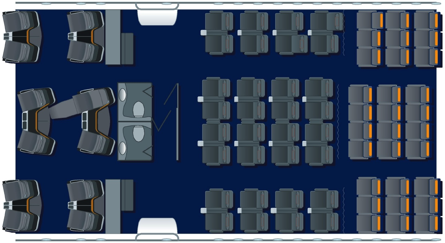 Boeing 747 8 Seating Chart