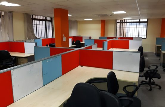 Plug and Play Office Space in Bangalore, Lavelle road, 5550 sqft