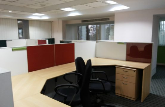 Plug and Play Office Space in Bangalore, M G Road, 3450 sqft